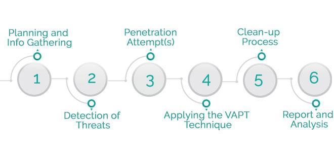 VAPT process