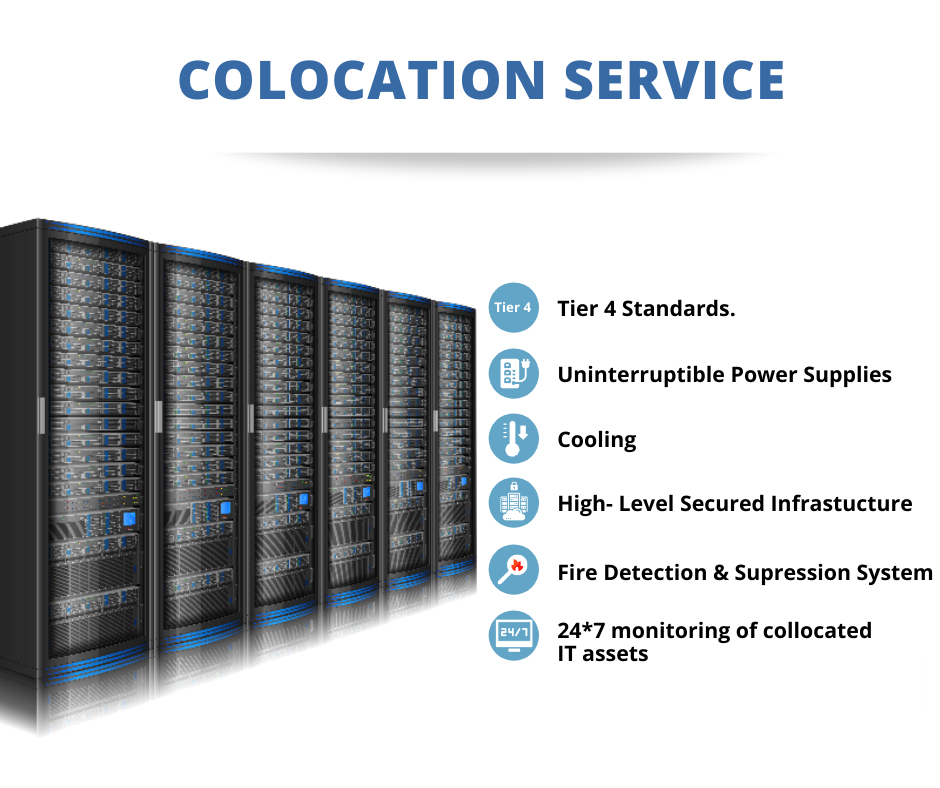 ECS ensured Hassle-Free Colocation/ Data Center Solution for re-known Automobile Distributor