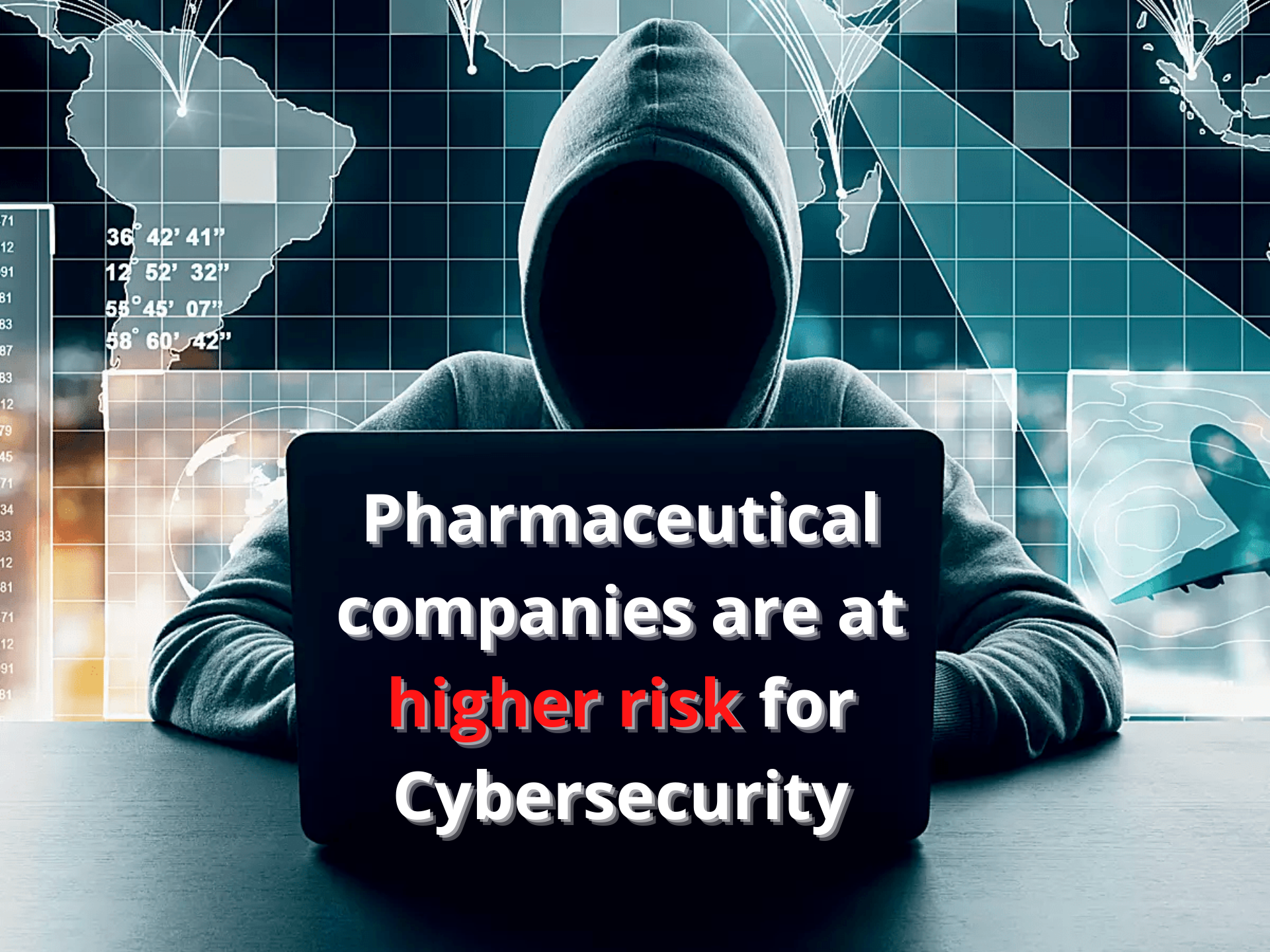 Pharmaceutical Companies Are At Higher Risk For Cybersecurity