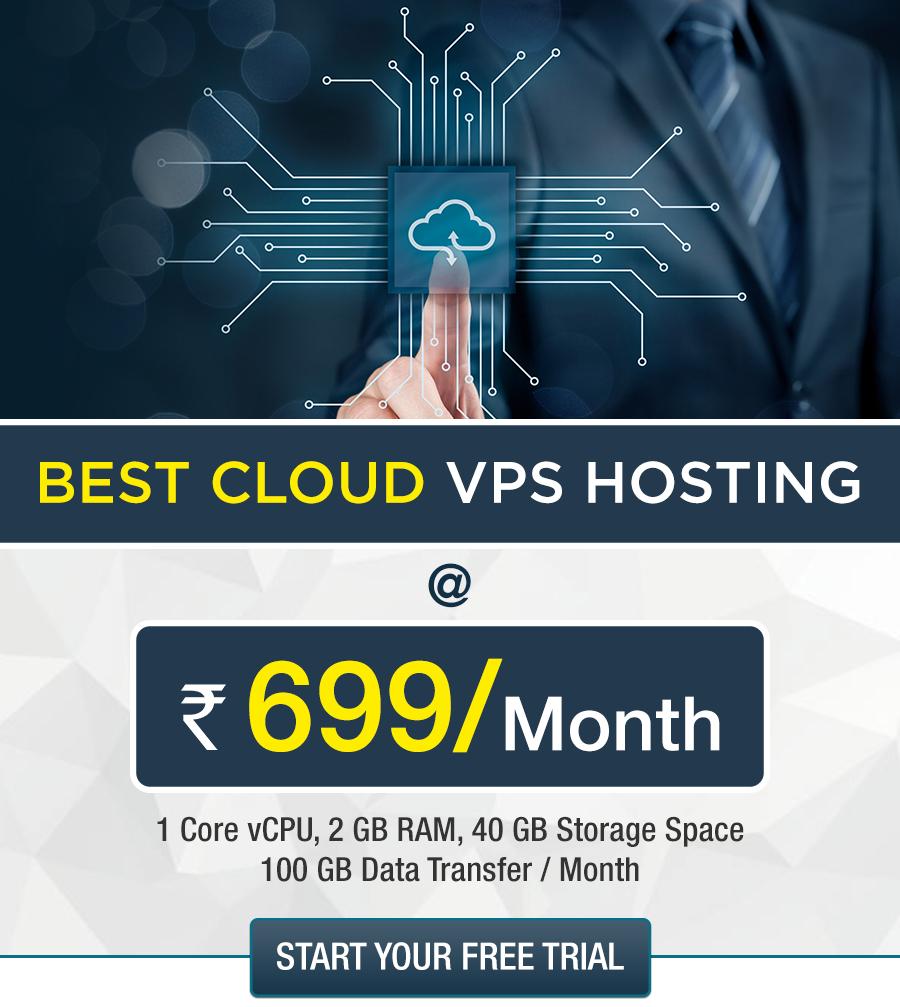 cloud vps offfer