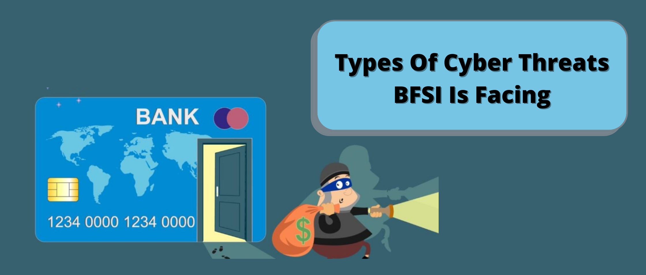 Types Of Cyber Threats BFSI Is Facing