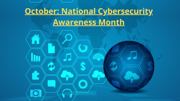 National Cybersecurity Awareness Month: What every organization should know about Cyber Risk & IoT Security?
